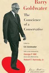 Goldwater (1960) Impuestos y gastos. Cap 7