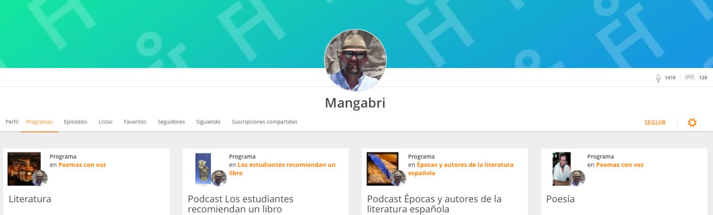 Manuel Lopez Castilleja iVoox Cabecera