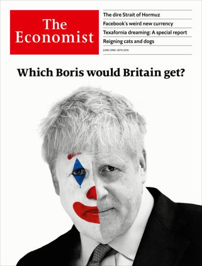 portada The Economist 22 jun19