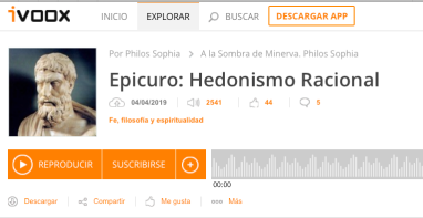 epicureo podcast