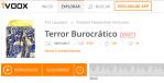 Terror Burocrático Noviembre Nocturno Audio