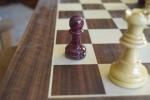 peon ajedrez tablero