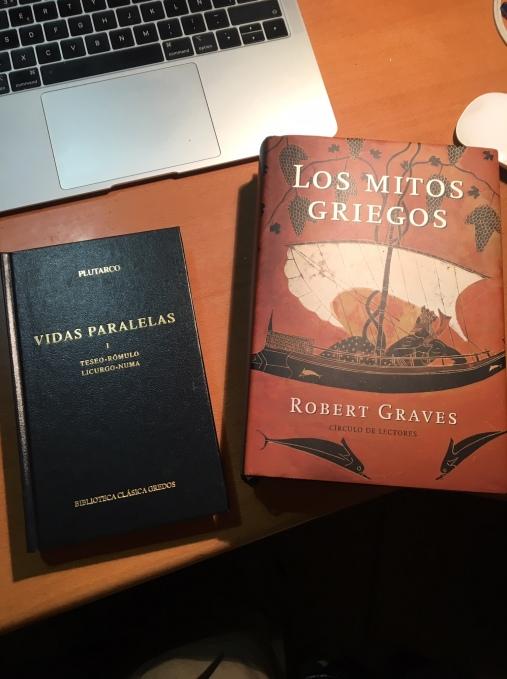 Otros mitologia Plutarco y Graves