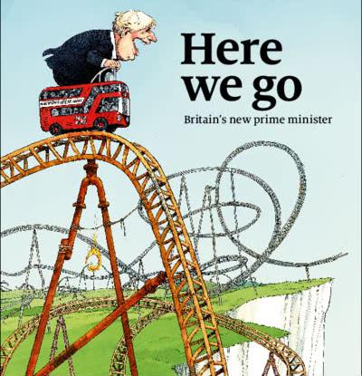 Portoda economist Boris Brexit