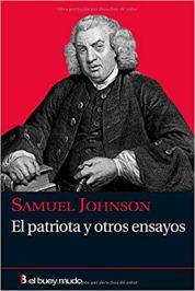 Samuel Johnson retrato portada libro