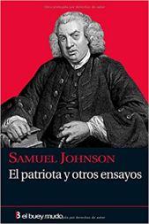 Samuel Johnson retrato libro portada