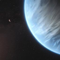 ¡El primer exoplaneta que tiene agua!