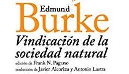 1 Vindicación sociedad natural – Burke 1756