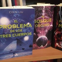 Cixin Liu – SF Una trilogía excepcional