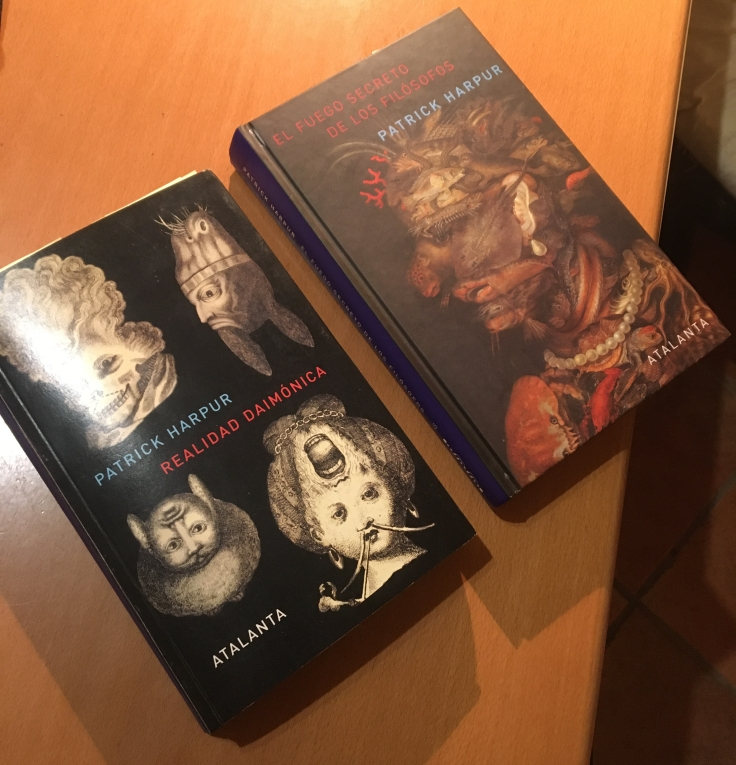 patrick harpur portadas libros