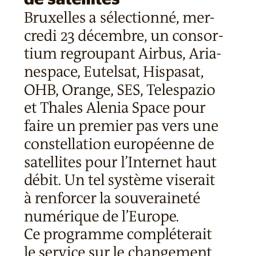 UE internet satelital propio!?