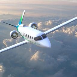 🎧 Aviones electricos pequeños