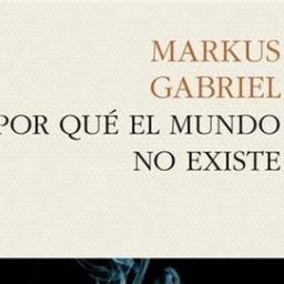🎧 Marcus Gabriel.  El materialismo es imposible