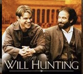 🎧 El indomable Will Hunting en el banco