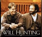 🎧 El indomable Will Hunting en el banco