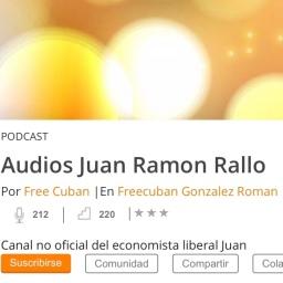 🎧 Juan R. Rallo. Entrevista realizada por Ecolibrium sobre dinero, crédito y banca
