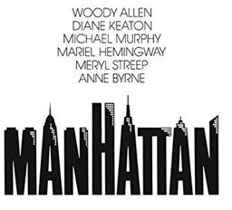 Manhattan. 1979. Film. Woody Allen.