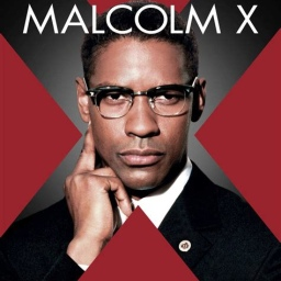 Malcolm X. Film. 1992