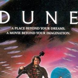 Dune. 1984. Película. Re-visión