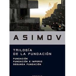 Asimov y las precuelas de la saga Fundación. CF.