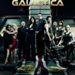 Battlestar galáctica. Serie CF.