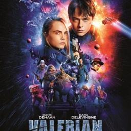 Valerian y la ciudad de los mil planetas, film, 2017, luc besson,