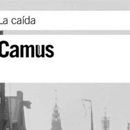La caída. Albert Camus. 1956
